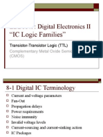 TTL Logic Families