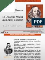 Dictamen La Didáctica Magna