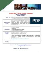 Programa ETAP Basico Abril 2015