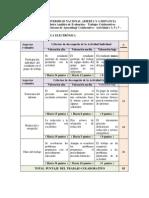 Rubrica Gral Evaluacion TCs