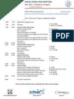 scientific programme day 2