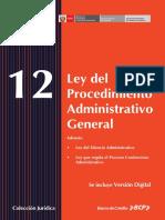 Ley N°27444 - Version Digital