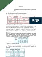 Ejercicios Estadistica 2.1