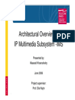 Architectural Overview of IMS