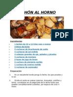 Lechón Al Horno