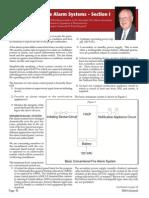 IMSA Journal Fire Alarm Systems