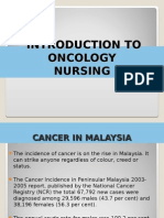 2) Intro to Oncology 3.2.15