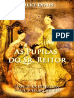 As Pupilas Do Sr Reitor Julio Dinis