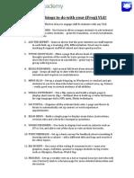 20 great things Frog VLE.pdf