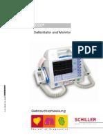 Defigard Dg 5000 - User Manual (de)