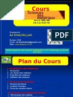 coursmatriaux2010-2011chapitre1-140831112158-phpapp01.ppt