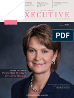 The Culverhouse College of Commerce Executive Magazine - Fall 2014 Edition