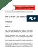 El agro frente a la crisis orgánica argentina, 1966-1976