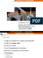 Logistica e Operacoes Cabo Verde 2009