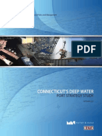 Ct Deep Water Port Strategy Study - Final Report Full - Sept 2012