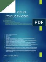 Lideres de La Productividad