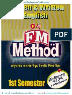 fm method book 2nd semester pdf free download