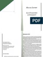 Lefort Rafael - Los Quince Maestros de Gurdjieff