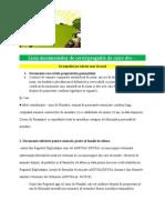 Lista Documentelor de Cerut M112