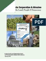 Atrazine Report - Land Stewardship Project