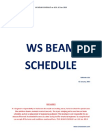 Ws Beam Schedule_help Menu_ver 1.01
