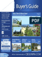 Coldwell Banker Olympia Real Estate Buyers Guide May 9th 2015