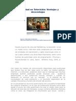 Publicidad en Televisión- Investigacion
