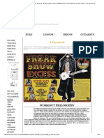 Guitar Lessons _ Steve Vai's 30 Hour Workout - 30 Hour PDF