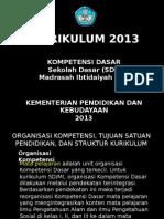 Kurikulum Sd 2013-Sugiarto