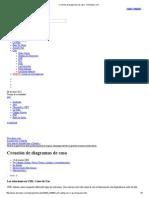 Creación de Diagramas de Caso - Developer