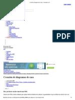 Creación de Diagramas de Caso 4 - Developer