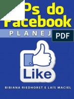 3 Ps Do Facebook Planejar