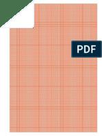 papel milimetrado A4 para imprimir en pdf