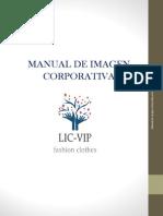 Manual de Imagen Corporativa Original