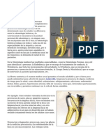 Endodoncia