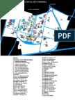 Mapa UNC
