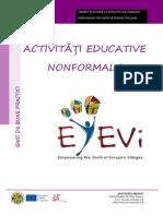 Brosura Activitati Educative Nonverbale
