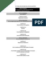 Código Electoral Del Estado de Aguascalientes 15 Febrero 2015