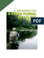 A Pesca Fluvial en Galicia 2015