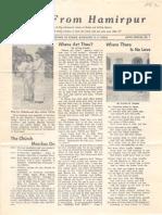 Harter Ralph LaVon 1952 India