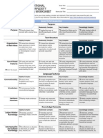 Text Complexity Rubric_Informational