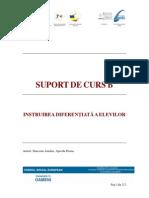Suport_curs_ Instruirea Diferentiata a Elevilor