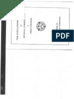 Schillinger System Vol 2 Book XI