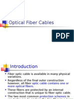 9.Optical Fiber Cables