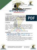 Bases Willka Mayu .2015 No Te Lo Pierdas.