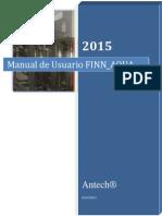 Manual de Sistema Automatizado Finn_aqua.