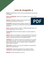 Vocabulario+de+geografía