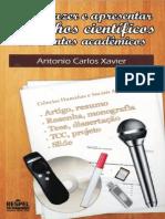 Como Fazer e Apresentar Trabalhos Cientificos em Eventos Academicos (Antonio Carlos Xavier).pdf