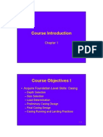 Casing and Cement Course