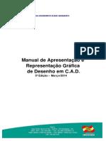 CASAN - Manual de CAD - 3ª Edição